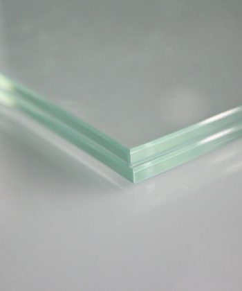 Laminated glass (Triplex)